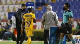 Javier Aquino, con pocas posibilidades de jugar ante Toluca