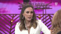 Jacky Bracamontes confiesa que 'stalkea' las redes sociales de su esposo y relata un momento que la hizo enojar
