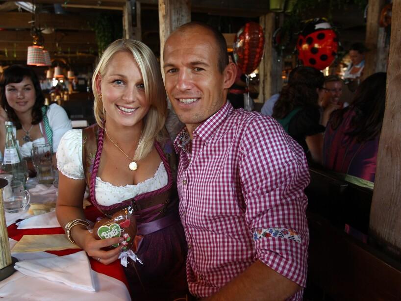 Germany Soccer Bayern Oktoberfest