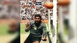Antonio 'Tota' Carbajal recuerda cuando fue portero y entrenador
