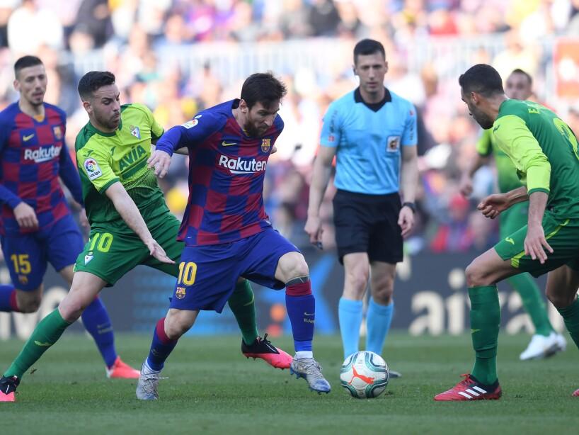FC Barcelona v SD Eibar SAD - La Liga