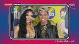 Edwin Luna y Kim Flores lucieron como reyes de la comunidad LGBT