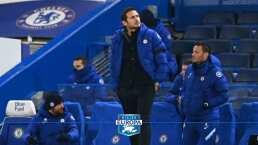 Frank Lampard confía en sacar al Chelsea de la mala racha