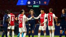 Con actuación de Edson Álvarez, Ajax vence en Champions