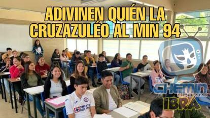 Cruz Azul la 'cruzazuleo' en el minuto 94 ante Toluca y los memes se comen a la Máquina.