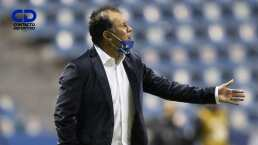 Juan Reynoso dejaría al Puebla al terminar su participación en Liga