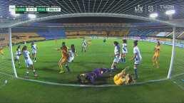 Otra vez Brissa Rangel le roba el gol a Katty Martínez