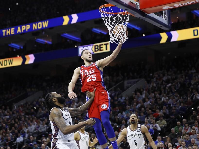 Philadelphia 76ers 117-106 Brooklyn Nets