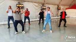 Grupo Firme le saca brillo a la pista y lanza divertido reto de TikTok con 'Enloquéceme'