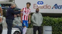 Macías supera el Covid-19 y volverá a los entrenamientos de Chivas