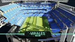 El Increíble funcionamiento del remodelado Santiago Bernabéu
