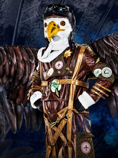Águila es firme y determinado.