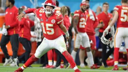Patrick Mahomes guió a los Chiefs a su segundo título de Super Bowl en la historia de la NFL.