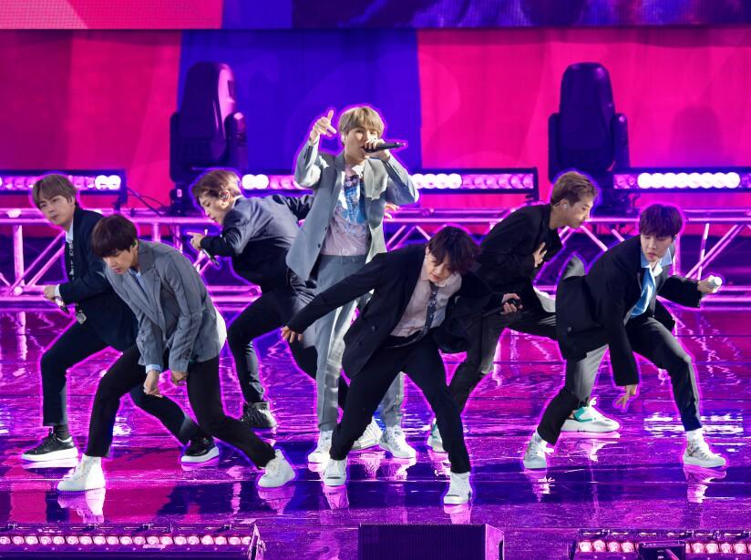 BTS: Exponentes, Especial de K-Pop