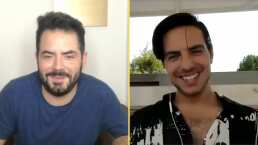 José Eduardo y Vadhir Derbez confiesan si trabajaban de meseros y acomodadores mientras su papá estaba en el teatro