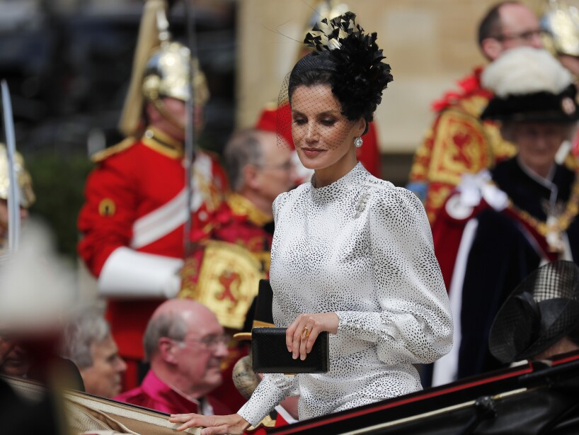 Máxima de Holanda y Letizia de España: los mejores looks de las dos reinas