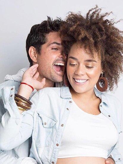 El pasado 17 de enero, Brenda Kellerman y Ferdinando Valencia anunciaron a través de Instagram que esperaban mellizos.