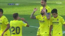 ¡Sin problemas! Villarreal supera a la Real Sociedad en Pretemporada