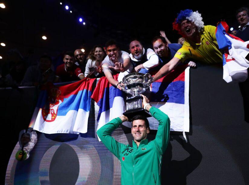 2020 Australian Open - Day 14