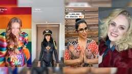 Thalía, Erika Buenfil, Livia Brito o María León, ¿Quién te enamorará con su sensual caminata en TikTok?