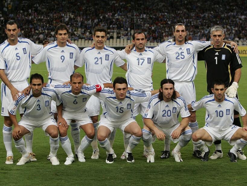 Euro2008 Qualifier - Greece v Bosnia Herzegovina