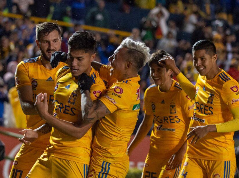 Tigres UANL v Toluca - Torneo Apertura 2019 Liga MX