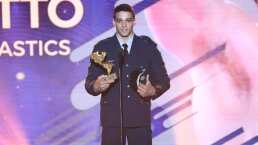 Francisco Barretto, mejor atleta masculino de los Panam Sports Awards