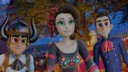 La película animada 'Día de Muertos' tiene  varios easter eggs y referencia