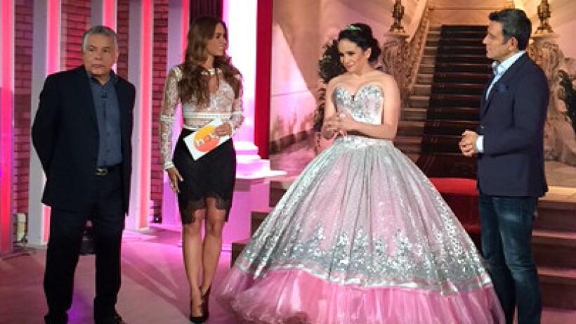 Moda Mitzy Regala Vestido Xv Aos 2 Diciembre 2015