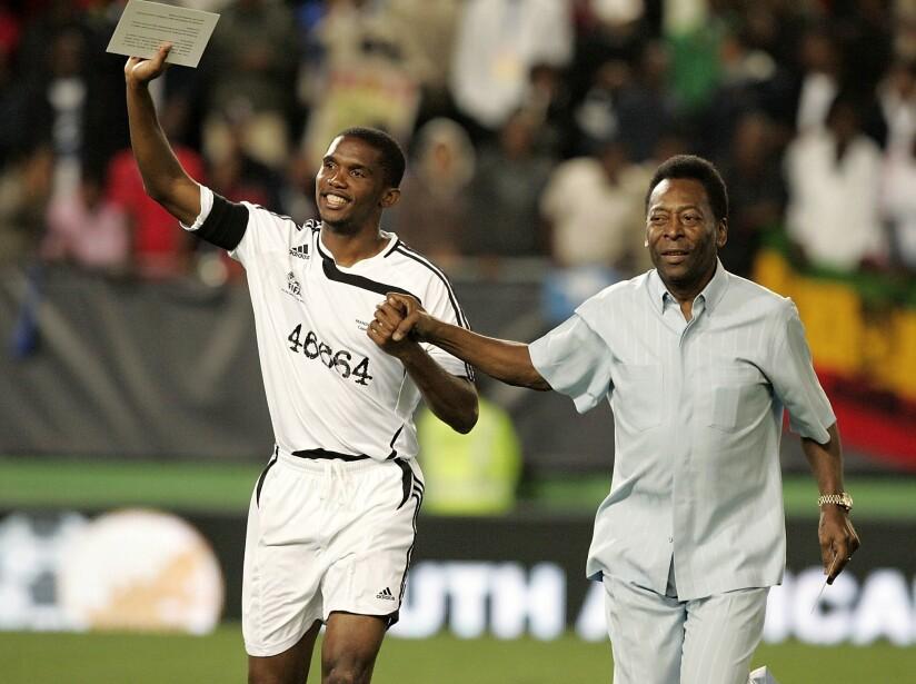 90 Minutes for Mandela Soccer Challenge