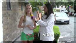 ¡Pía Sanz delata a su novio en esta historia!