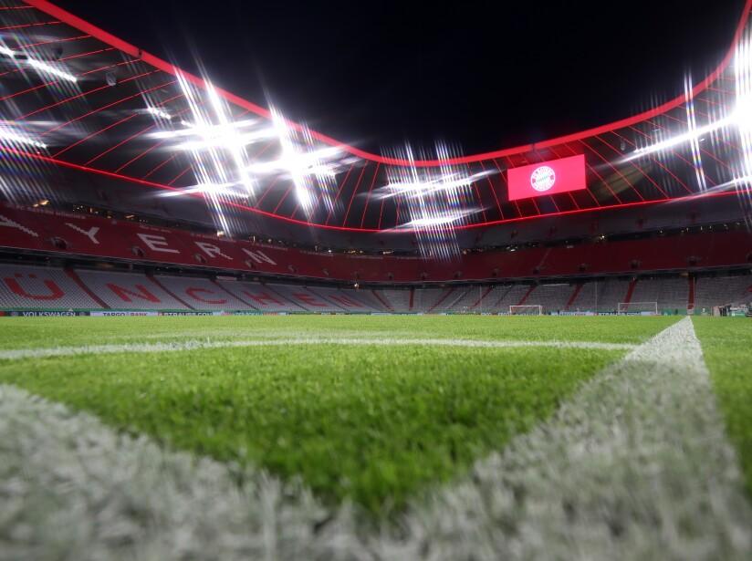 FC Bayern Muenchen v TSG 1899 Hoffenheim - DFB Cup