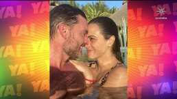 Lasrápidasde Cuéntamelo ya!(Miércoles 29 de julio): Julián Gil se encuentra feliz a lado de su novia