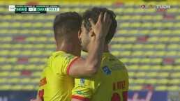 Milke consigue doblete y Morelia logra el empate 2-2 ante Alebrijes