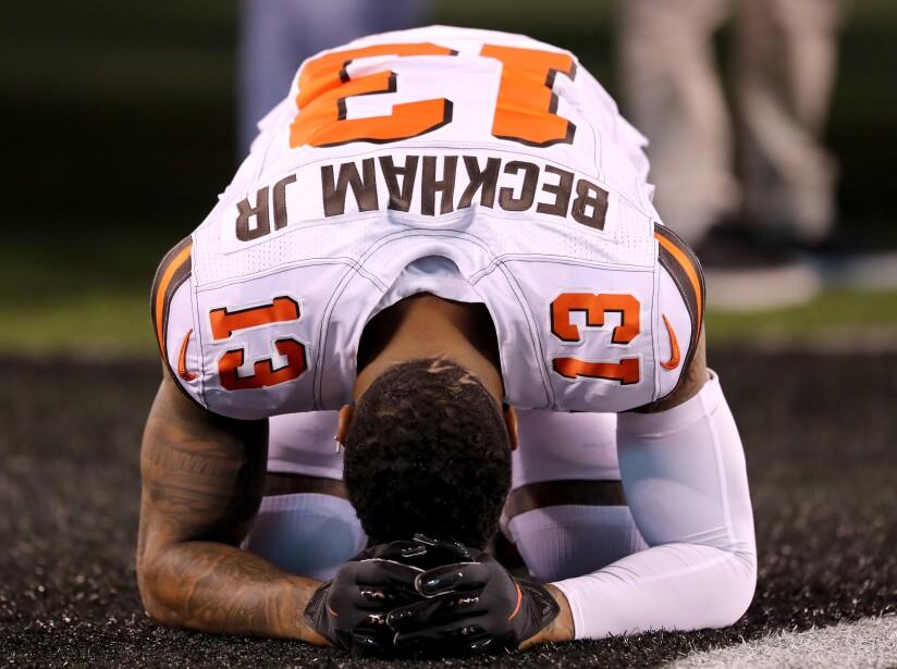 Cleveland Browns vNew York Jets