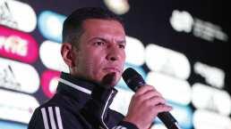 'Jimmy' Lozano 'cepilla' a Alexis Vega de primer microciclo del Tri