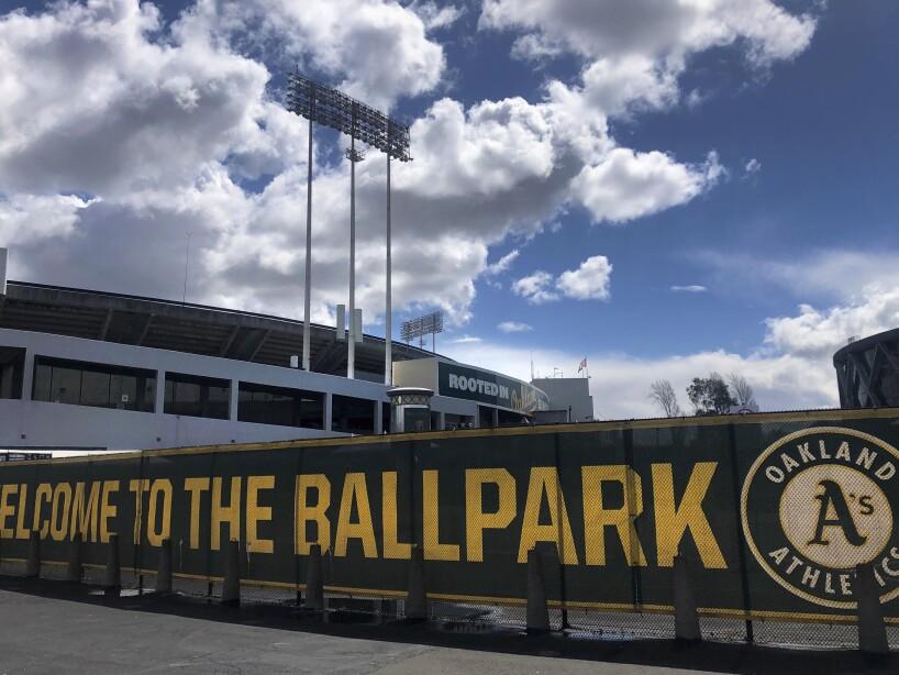 Empty Ballparks Baseball