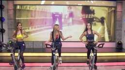 Rutina de hoy: Pedalea para quemar calorías en el 'Día mundial de la bicicleta'