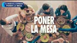 A que no sabías: Conoce el origen de la frase que se utilizan las familias mexicanas