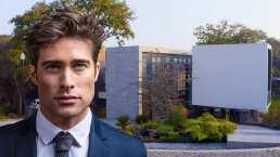 Rodrigo Guirao presenta la lujosa mansión en la que Héctor vivió con Rubí en España