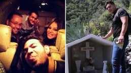 Fan encuentra piezas de la aeronave en la que viajaba Jenni Rivera el día de su muerte
