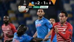 Ciao, Napoli; sin Chucky, queda fuera de Europa League