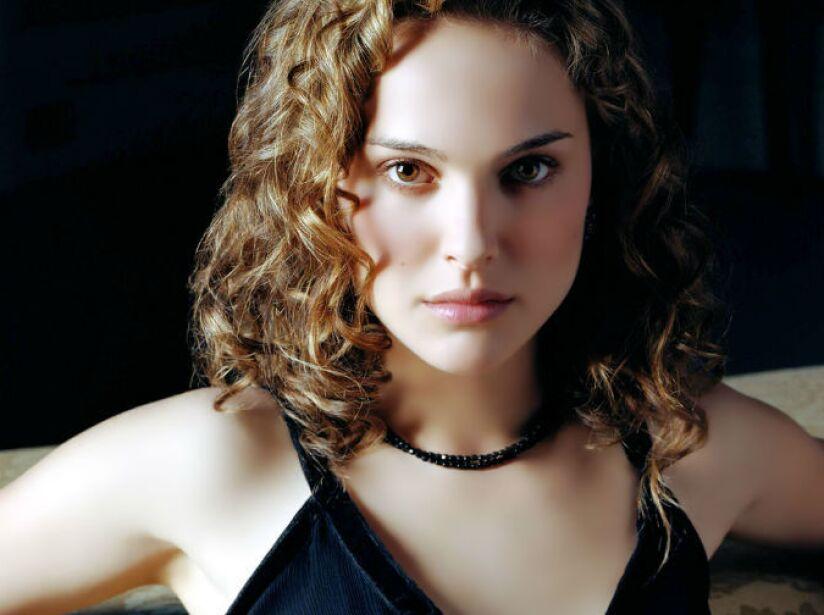 2. Natalie Portman: La ganadora del Oscar mide 1.60 metros, con los que conquistó a Thor en los cines.