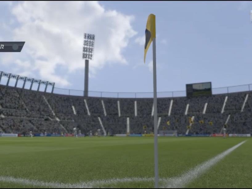 Pumas vs América, eLiga MX, 4.png