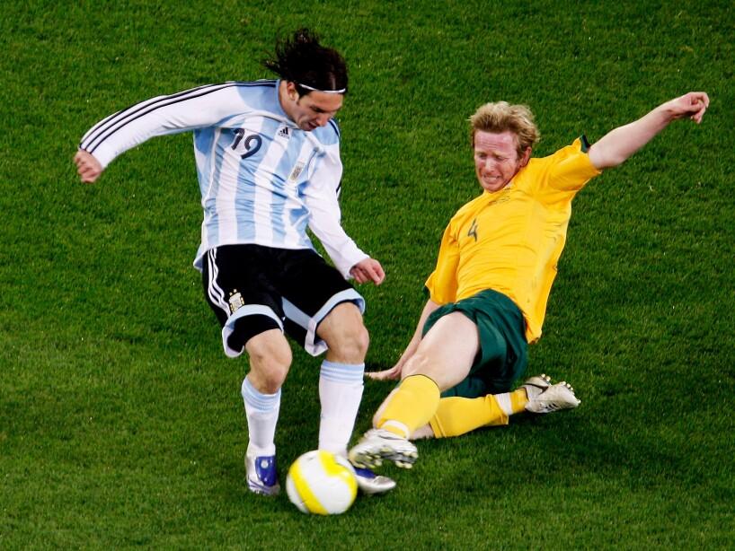 International Friendly - Australia v Argentina