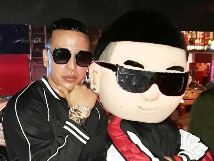 Daddy Yankee tiene un imitador, ¡y es igualito!