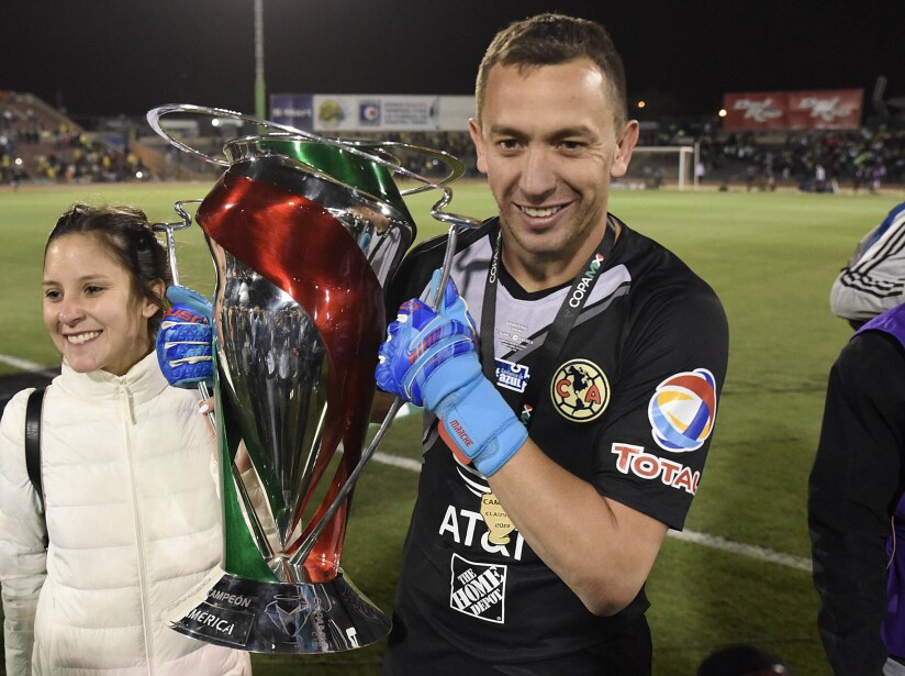 En el Clausura 2019, la Copa MX la consiguió el cuadro azulcrema, ante Bravos. Una vez más, Marchesín fue héroe.