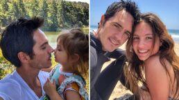 """Mauricio Ochmann confiesa que disfruta su etapa de papá: """"Me siento contento con mis dos hijas"""""""