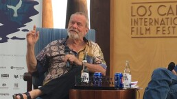 Terry Gilliam rechazó dirigir Harry Potter