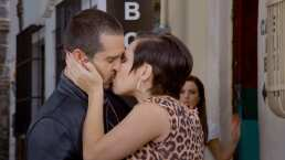 C11: Gloria besa a Ringo a la fuerza; Julia los cacha